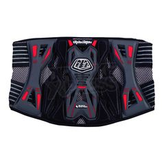 Troy Lee Designs Kids 3305 Kidney Belt - Black