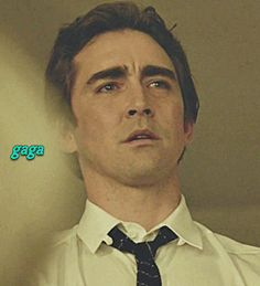 Making Lee Pace sad should be punishable by law. But I know how to comfort him