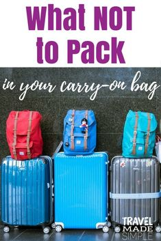 New Travel Tips And Tricks Airplane Carry On Bag Ideas Packing Tips For Vacation, Carry On Packing, Packing Hacks, Traveling Tips, Packing A Suitcase, Luggage Packing, Packing Ideas, Cruise Tips, Air Travel