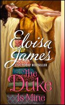 Eloisa James  To be read