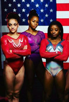 Team USA Squad Girls Team Usa Gymnastics, Gymnastics Images, Gymnastics Girls, Laurie Hernandez, Women Athletes, Shoe Wall, Simone Biles, Gabby Douglas, Athletic Girls