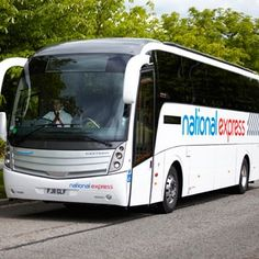 Heathrow to London Bus Transfer – National Express Coach. under ten bucks to the centre of London from the airport.