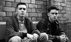 Michael and John Head, Shack: 1990