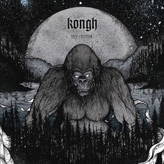 Sole Creation by Kongh, released 19 February 2013 Sole Creation Tamed Brute The Portals Skymning Long awaited, third studio album of Swedish doom/sludge band KONGH! Cd Cover, Cover Art, Album Covers, New Music Releases, Post Metal, Metal Albums, Music Artwork, Artist Names, Coven