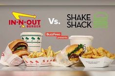 Shake Shack Vs. In-N-Out Taste Test http://viralselect.com/shake-shack-vs-in-n-out-taste-test/  #Burgers #Buzzfeed #Food #In-N-Out #Review #ShakeShack #TasteTest #ViralVideo
