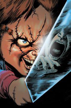 Chucky (Child's Play) #2 comics cover