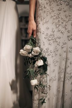 Jenny Packham Spring 2016 Bridal Collection | Bridal Fashion Week | Image via The Lane