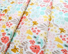 Cloud9 Fabrics Park Life 147033 Hyde Park Multi