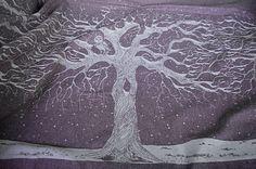 Firespiral Slings JUNIPER FROST MIDWINTER Wrap (wool) - About Wrap | Reviews, FSOT