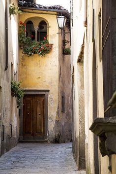 Barga - Pietrasanta. Italy