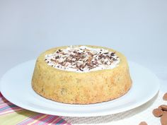 Almond and Licor Beirão Cake