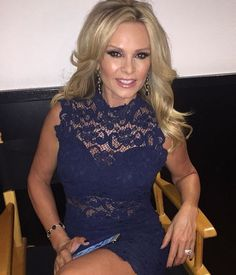 Tamra Judge's Black Lace Dress on Instagram http://www.bigblondehair.com/real-housewives/rhoc/tamra-judges-black-lace-dress-on-instagram/
