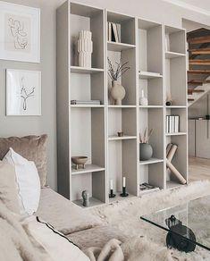 Living Room Interior, Home Living Room, Living Room Decor, Billy Ikea, Formal Living Rooms, Home Decor Inspiration, Decor Ideas, Home Decor Styles, Interior Design