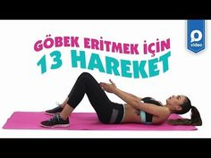 Göbek Eritmek İsteyenler Buraya: Evde Yapabileceğiniz Pratik Hareketler! Pilates Training, Pilates Workout, Fitness Workouts, Training Fitness, Yoga Fitness, At Home Workouts, Health Fitness, Health Exercise, Sport Motivation