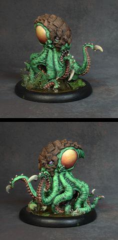 Swamp Horror & Pendrake