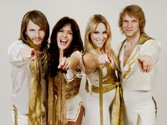 ABBA: You can dance, you can jive, having the time of your life /  See that girl, watch that scene, digging the Dancing Queen