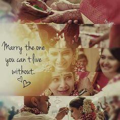 Theri Vijay Samantha Cute Quote Photos | art | Pinterest ...
