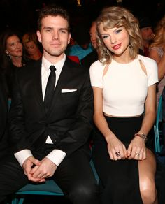 Celebrities With Their Siblings | Pictures | POPSUGAR Celebrity    Taylor Swift and Austin Swift