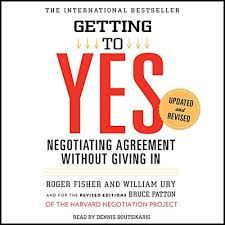 Getting to Yes: Negotiating Agreement Without Giving In by Roger Fisher - Simon & Schuster Audio Fisher, Conflict Resolution, Lus, Date, Audio Books, Books To Read, This Book, Teaching, Business