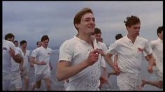 Chariots of Fire • Main Theme • Vangelis [HD] fantastic score really captures imagery.