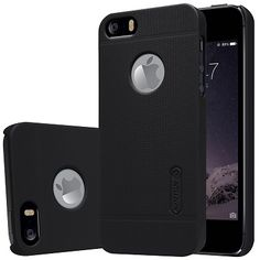 NILLKIN Super Frosted Shield PC back cover case with free screen protector For iphone se 5s  (4 inch) Retail package back case