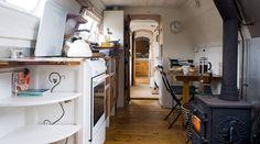 ONDE FICAR EM LONDRES: VELVET MORNING #London #boat #stay #ondeficar #londres #velvetmorning #barco #estadia