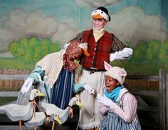 Charlotte's Web is back at the NTC by popular demand