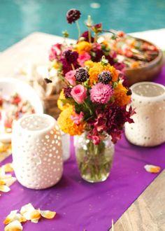 Moroccan Babyshower #babyshower #Moroccan #Morocco #events #flowers #lantern
