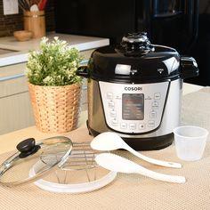 Cosori Mini Pressure Cooker