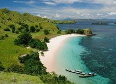 Komodo Eilanden, Indonesië