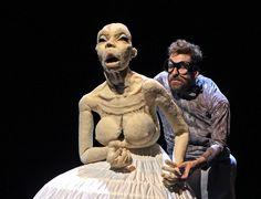 2015 - Festival Mondial des Théâtres de Marionnettes - Puppets Festival. Artist : Duda Paiva   © Eric Grundman