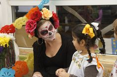 Day Of The Dead Halloween Celebration, Day Of The Dead, Carnival, Celebrities, Face, Inspiration, Day Of Dead, Biblical Inspiration, Carnivals