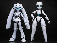 MECHA GUY: Figma Fireball Charming: Drossel - Review by Hacchaka Character Concept, Character Art, Character Poses, Cyberpunk, Teenage Robot, Arte Robot, Robots Characters, Robot Girl, Robot Concept Art