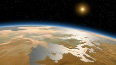 """""""A Existência de Água em Marte"""""""