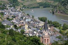 Oberwesel, Germany