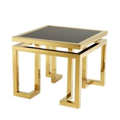 Eichholtz Palmer Side Table - Gold