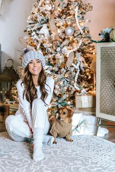How I Decorated My Christmas Tree For Less | Alyson Haley