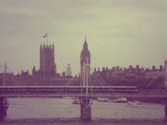 View of London, UK.