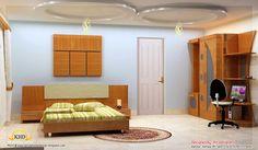 Apartment bedroom organization medium size creative bedroom decoration ideas for small home space cozy with yellowforter platform Bedroom Decor Ideas Colour Schemes, Bedroom Colors, Bedroom Decor Dark, Cozy Bedroom, Hall Interior Design, Kerala House Design, Living Room Green, Woman Bedroom, Minimalist Bedroom