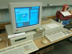 Sistemas Operacionais - #Arquitura de Computadores# - Unimep: Dec Alpha(1992) - Primeiro computador pessoal de 64 bits