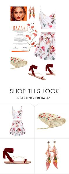 """""""Two pieces"""" by stellina-from-the-italian-glam ❤ liked on Polyvore featuring Clarins"""