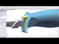 Industrial Design using SolidWorks - YouTube