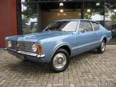 ≥ Ford Taunus Coupe 1.3L 1972