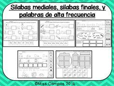 Silabas con D (da de di do du) Silabas  mediales, silabas finales, silabas iniciales, silabas directas y escritura.