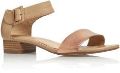 Next Two Part Block Heel Sandals on shopstyle.co.uk