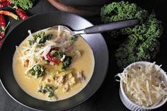 Näin pimeään ja kylmään vuodenaikaan kaipaa koko kehoa lämmittäviä aterioita. Keitot ainakin meidän perheessä ovat silloin omiaan. ...