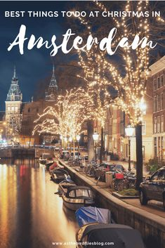 Amsterdam Travel: Christmas & New Year in Amsterdam : As the Bird flies... Travel, Writing, and Other Journeys European Travel Tips, Europe Travel Guide, European Destination, Travel Guides, Christmas Travel, Holiday Travel, Christmas Christmas, Christmas And New Year, Amsterdam Things To Do In