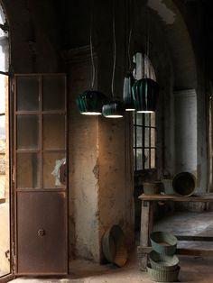 SAHARA Suspension by Karman design Matteo Ugolini