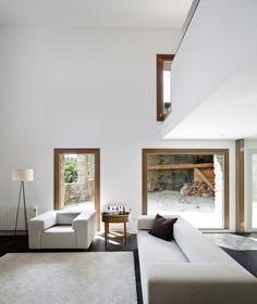 a4afbaebffe51 Interior of a house in Travesseres Spain by Garces De Seta Bonet  Arquitectes.
