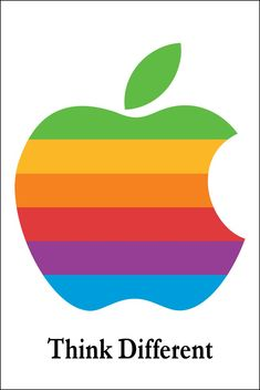Steve Jobs Apple Mac Poster Think Different Poster.